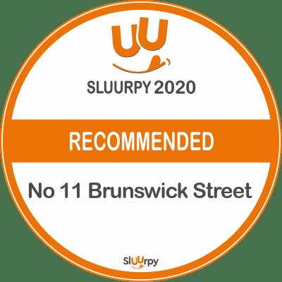 No 11 Brunswick Street