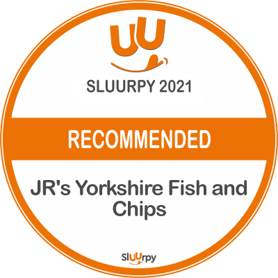 JR's Yorkshire Fish And Chips Recommended on Sluurpy!