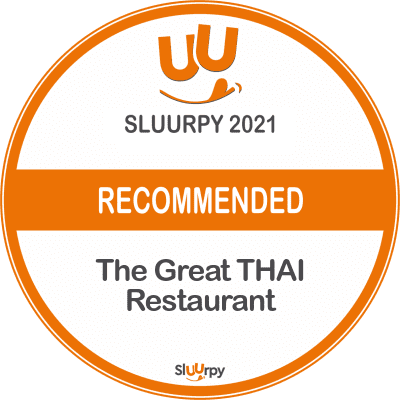 The Great Thai Restaurant - Sluurpy