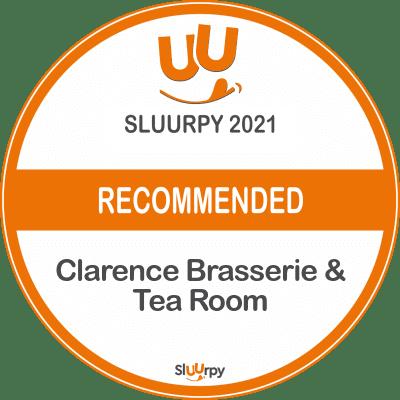 Clarence Brasserie & Tea Room - Sluurpy