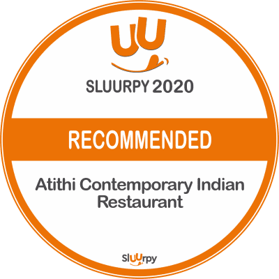 Atithi Contemporary Indian Restaurant